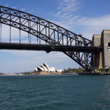 """Von Cape Jervis über die """"Great Ocean Road"""" nach Sydney"""