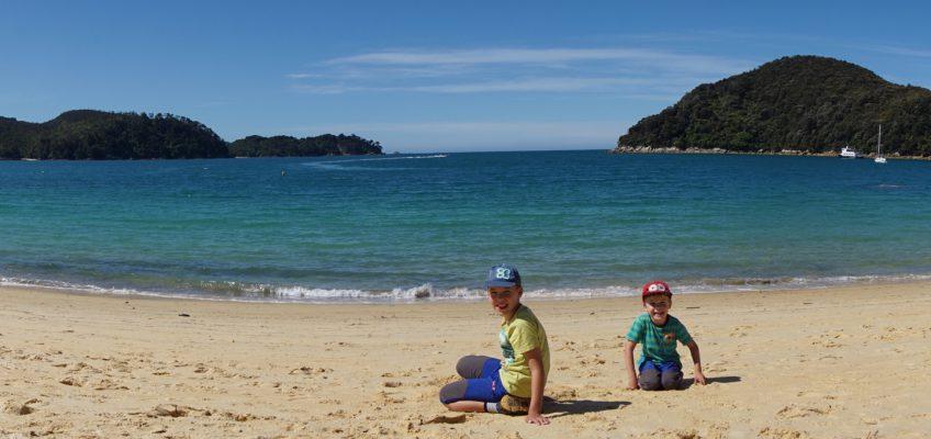 Von Dunedin nach Wellington