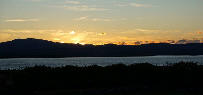 Von Puerto Natales nach Punta Arenas